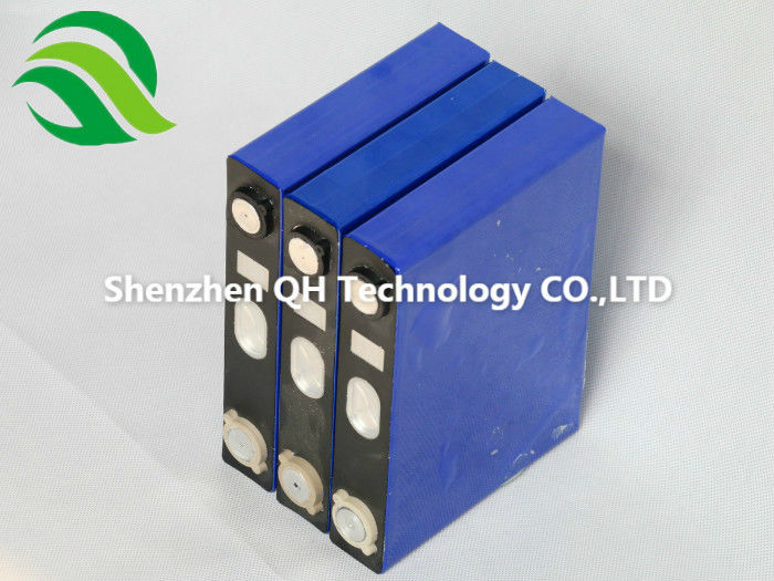3.2V 120AH Lifepo4 Lithium Battery Solar Battery Primasitc Single Cell For Electric Car